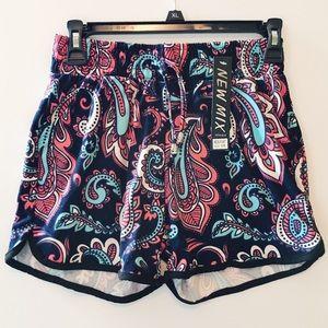 New Mix Soft Patterned Shorts